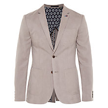 Buy Ted Baker Onetwos Linen Jacket Online at johnlewis.com