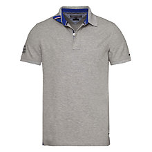 Buy Tommy Hilfiger Brody Slim Fit Polo Shirt, Grey Online at johnlewis.com