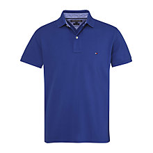 Buy Tommy Hilfiger Tommy Regular Fit Polo Shirt Online at johnlewis.com