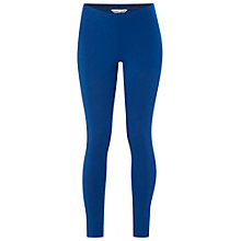 Buy White Stuff Jumping Lil Leggings, Winter Blue Online at johnlewis.com