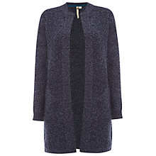 Buy White Stuff Basket Cardigan, Dusk Blue Online at johnlewis.com