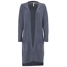 Buy White Stuff Legs Eleven Hoodie, Grey Online at johnlewis.com