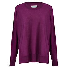 Buy Samsoe & Samsoe Darci Merino Wool Jumper Online at johnlewis.com