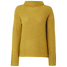 Buy White Stuff South Downs Jumper, Dandelion Yellow Online at johnlewis.com