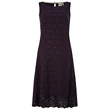 Buy White Stuff Phoenix Dress, Dark Purple Online at johnlewis.com