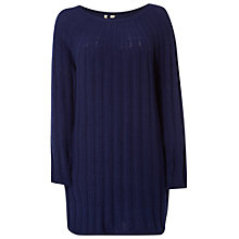 Buy White Stuff Nightshade Tunic, Navy Online at johnlewis.com