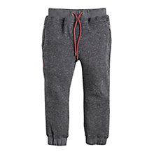 Buy Angel & Rocket Boys' Jenson Herringbone Joggers, Grey Online at johnlewis.com
