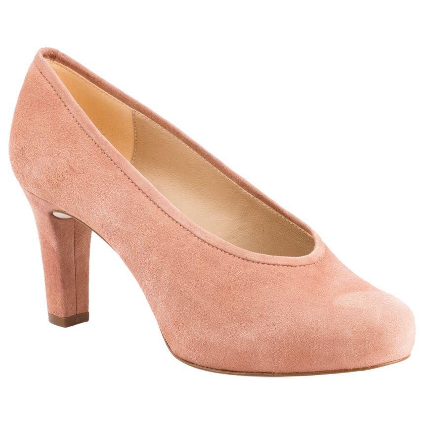 Unisa Unisa Nianta Block Heeled Court Shoes