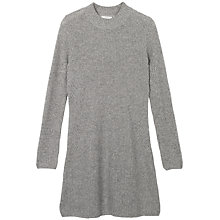 Buy Fat Face Dorchester Knitted Dress Online at johnlewis.com