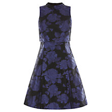 Buy Coast Numero Jacquard Dress, Multi Online at johnlewis.com