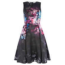 Buy Coast Eton Print Bryony Dress, Multi Online at johnlewis.com