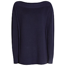 Buy Reiss Amy Slash Neck Jumper Online at johnlewis.com
