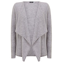 Buy Hygge by Mint Velvet  Cashmere Cardigan, Grey Online at johnlewis.com