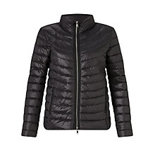 Buy Oui Quilted Faux Down Coat Online at johnlewis.com