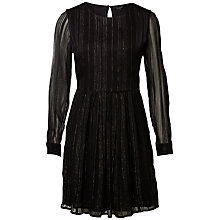 Buy Selected Femme Smilla Dress, Black Online at johnlewis.com