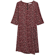 Buy Gerard Darel Gala Dress, Dark Red Online at johnlewis.com