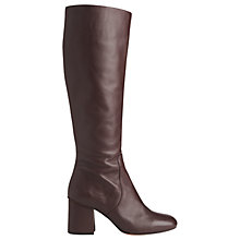 Buy Whistles Clarion Knee High Boots Online at johnlewis.com