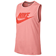 Buy Nike Sportswear Essential Tank Online at johnlewis.com