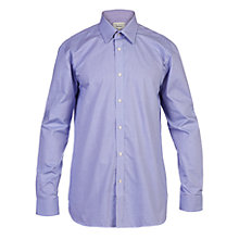 Buy Ted Baker Endurance Pacific Check Shirt, Purple Online at johnlewis.com