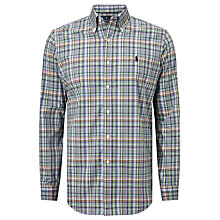 Buy Polo Golf by Ralph Lauren Check Sport Shirt, Spring Lilac Online at johnlewis.com