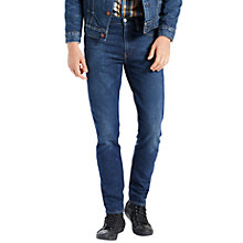 Buy Levi's 504 Relic Straight Jeans, Glastonbury Online at johnlewis.com