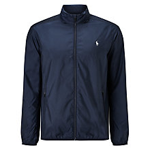 Buy Polo Golf by Ralph Lauren Unlined Anorak, French Navy Online at johnlewis.com