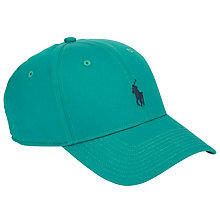 Buy Polo Golf by Ralph Lauren Baseball Cap, One Size Online at johnlewis.com