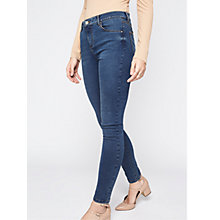 Buy Miss Selfridge Sofia Jeans, Mid Wash Denim Online at johnlewis.com