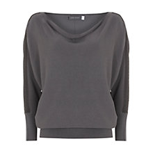 Buy Mint Velvet Beaded Batwing Knit Jumper Online at johnlewis.com