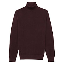 Buy Reiss Observe Roll Neck Jumper Online at johnlewis.com