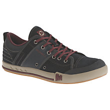 Buy Merrell Rant Dash Suede Trainers, Navy Online at johnlewis.com