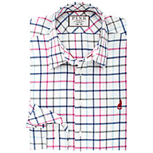 Buy Thomas Pink Kendrick Check Slim Fit Shirt Online at johnlewis.com