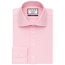 Buy Thomas Pink James Texture Slim Fit Shirt Online at johnlewis.com
