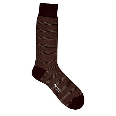 Aquascutum Fulham Stripe Socks