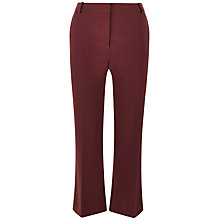 Buy Jaeger Laboratory Kick Flare Trousers Online at johnlewis.com