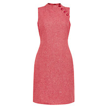 Buy Hobbs Cordelia Dress, Cranberry Online at johnlewis.com