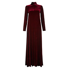 Buy Hobbs Mayella Dress, Mulberry Online at johnlewis.com