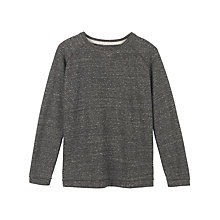 Buy Fat Face Hebe Jumper, Charcoal Online at johnlewis.com
