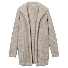 Buy Fat Face Hutton Textured Coatigan Online at johnlewis.com