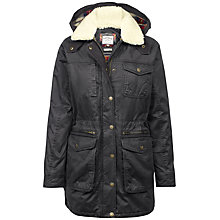 Buy Fat Face Cheshire Jacket, Phantom Online at johnlewis.com