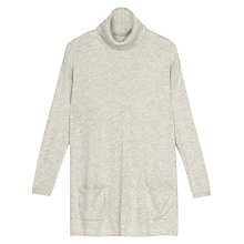 Buy Fat Face Maplewell Longline Jumper Online at johnlewis.com