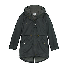 Buy Fat Face Dorset Removable Liner Jacket, Phantom Online at johnlewis.com