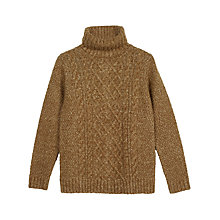 Buy Fat Face Catherington Cable Jumper Online at johnlewis.com