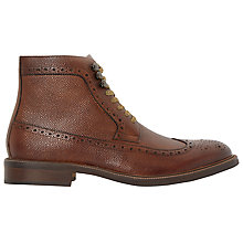 Buy Dune Carnaby Brogue Boot Online at johnlewis.com