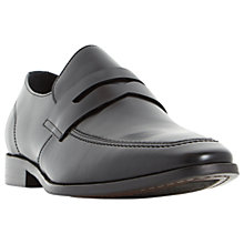 Buy Dune Raleighs Loafers, Black Online at johnlewis.com