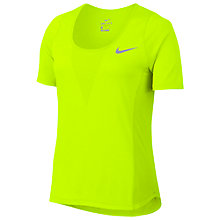 Buy Nike Zonal Cooling Running Top Online at johnlewis.com