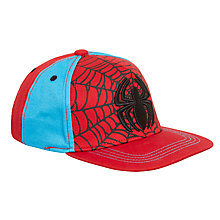 Buy Marvel Children's Spider-Man Baseball Cap, Red Online at johnlewis.com