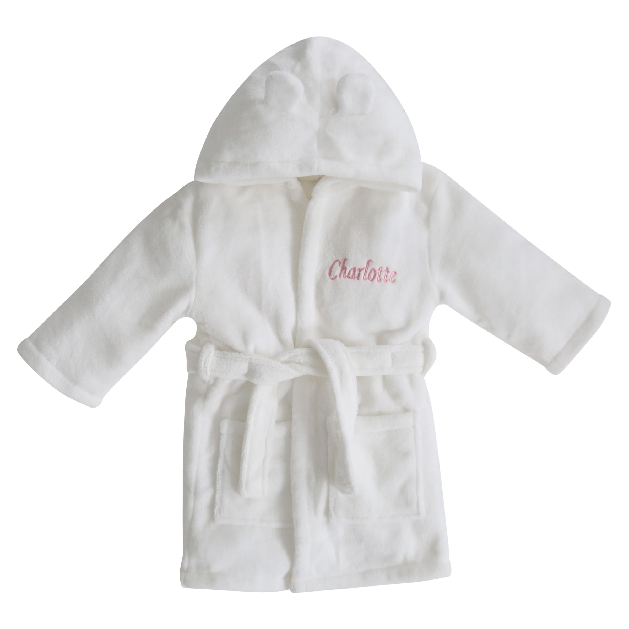 My 1st Years My 1st Years Baby Personalised Fleece Robe