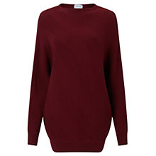 Buy Jigsaw Herringbone Batwing Jumper Online at johnlewis.com