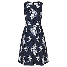 Buy Sugarhill Boutique Floral Pollyanna Dress, Black Online at johnlewis.com